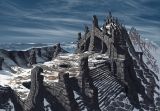 Nordische Tempelruine