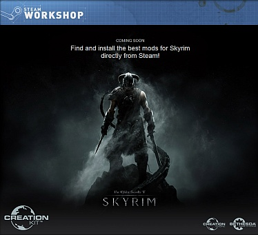 Skyrim im Steam Workshop