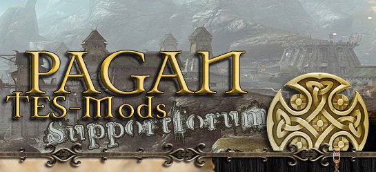 Pagan-TES-Mods.com neues Supportforum