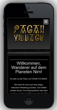 Pagan am iPhone 5
